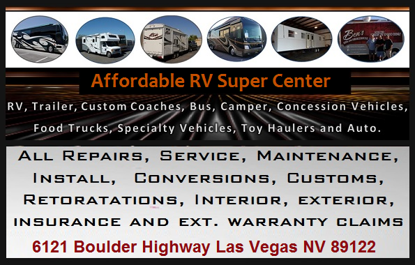RV Services Las Vegas NV