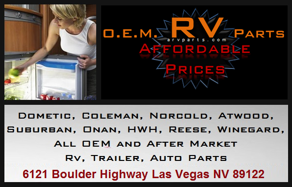 RV Parts Las Vegas NV
