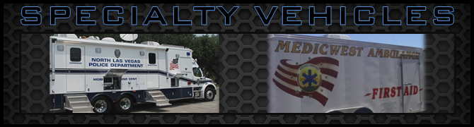 Specialty Vehicle Repairs For Businesses In Las Vegas Nv